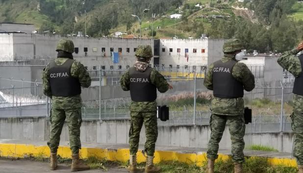 Cárcel Ecuador