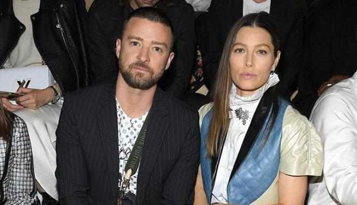 Timberlake y Biel - 1