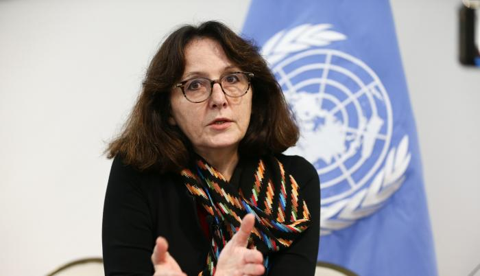 Dubravka Simonovic despenalizar aborto ecuador