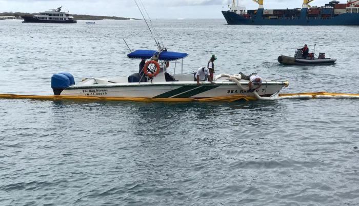 Derrame Galápagos