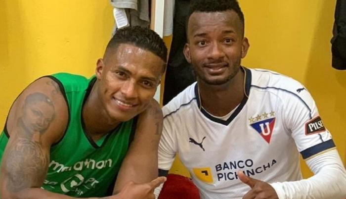 Valencia y Orejuela - Liga de Quito