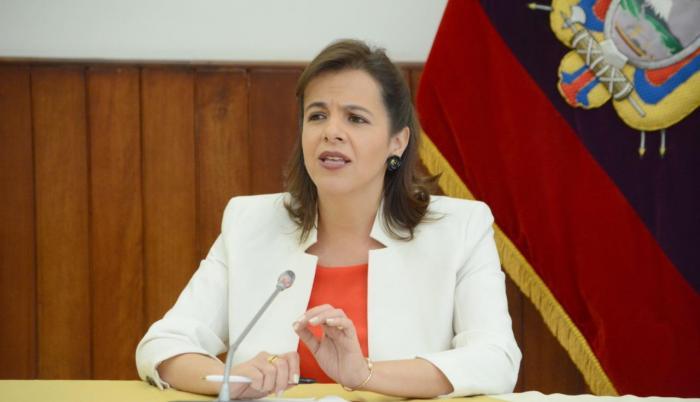 ministra maria paula romo piropos