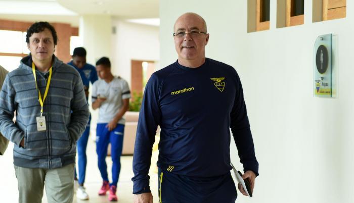 Jorge Célico - selección sub-23