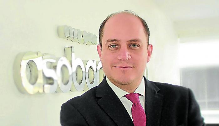 Julio José Prado, presidente de la Asociación de Bancos Privados (Asobanca)