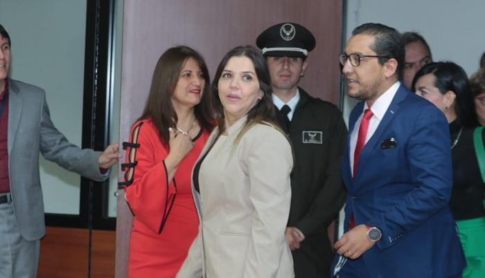 María Alejandra Vicuña. Enero 2020.