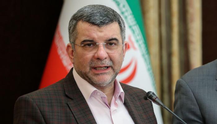 El viceministro de Salud Iraj Harirchi es uno de los casos confirmados de coronavirus en Irán.