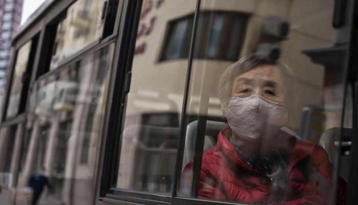 A woman wearing a fac (31334600)