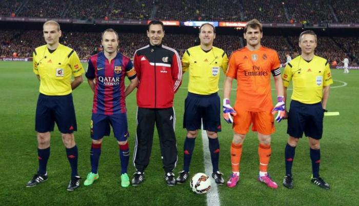 Iniesta y Casillas