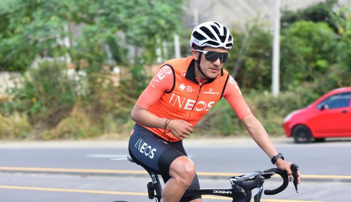 Richard Carapaz - ciclista