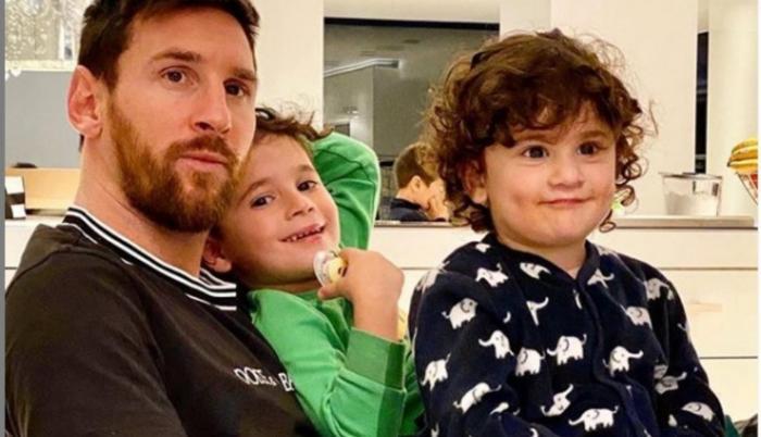 Messi - familia