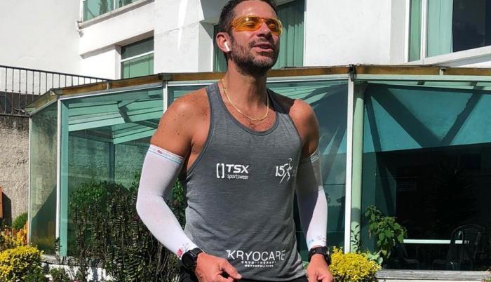 Pablo González - Carrera virutal 5K
