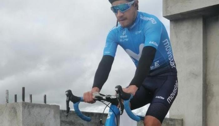Jorge Montenegro - ciclista 01