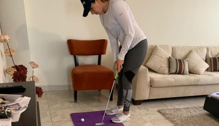 Daniela Darquea - golf 02