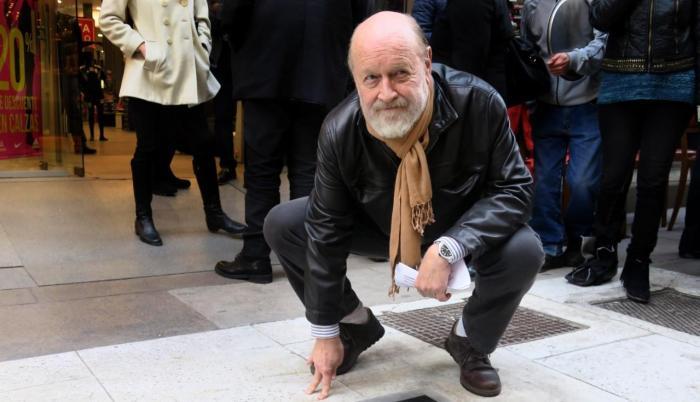 IMAGEN DE ARCHIVO. Marcos Mundstock fallece a los 77 años. Foto: EFE. Fecha: 22 de abril.