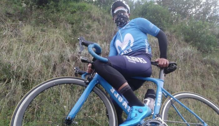 Jorge-Montenegro-ciclista-entrenamiento-coronavirus