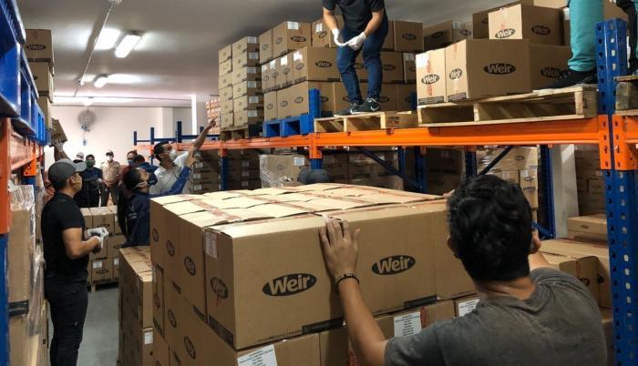 coronavirus en Guayaquil operativo