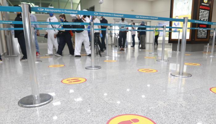 aeropuerto de Guayaquil seguridad