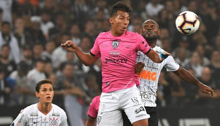 Alan+Franco+Independiente+Valle+Atlético+Mineiro