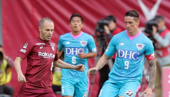 Japón J-League fútbol