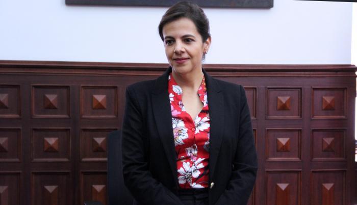 Entrevista María Paula Romo Corrupción Hospitales Bucaram IESS