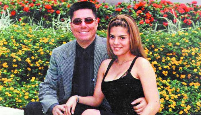 Vito Muñoz y Sofía Caiche