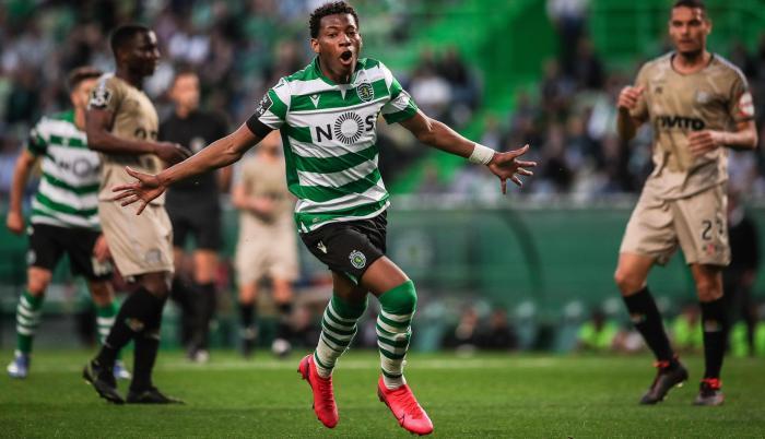Gonzalo Plata saltará de titular con el Sporting de Lisboa ante el Gil  Vicente