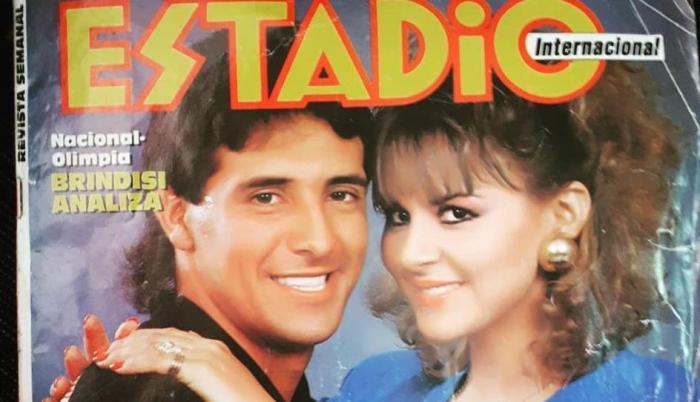 Carlos Luis Morales y Silvana