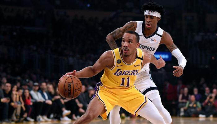 NBA+Lakers+Baloncesto+Bradley