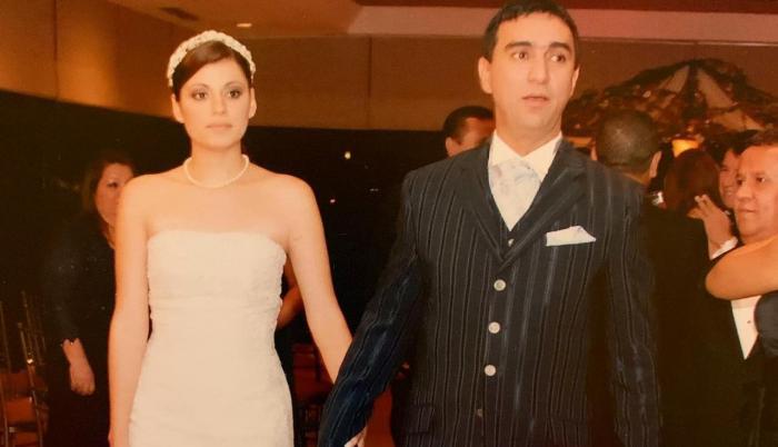 Paola Olaya y Fernando Villarroel.