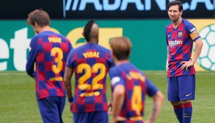 Barcelona LaLiga España