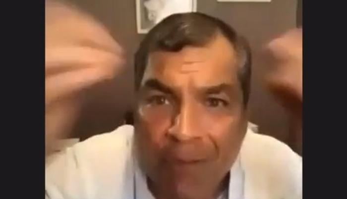 Rafael Correa en entrevista con Primicias anuncia que será candidato a la vicepresidencia.