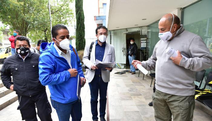 El FUT presentó demandas contra la Ley Humanitaria