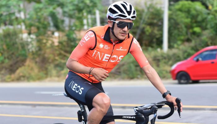 Richard Carapaz ciclismo Ecuador Giro de Italia 2020