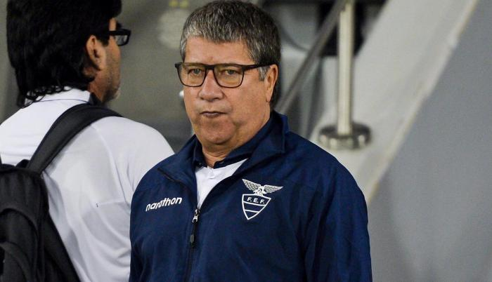 Técnico El Bolillo ha dirigido cuatro amistosos con dos victorias, una derrota y un empate.