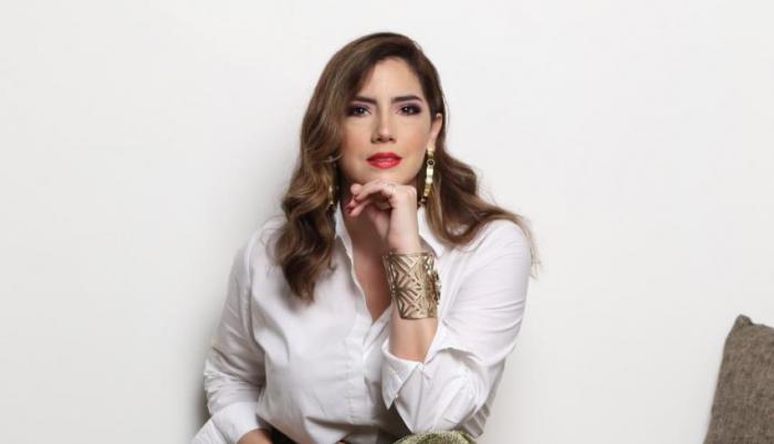 Daniela Guzmán, asesora de moda