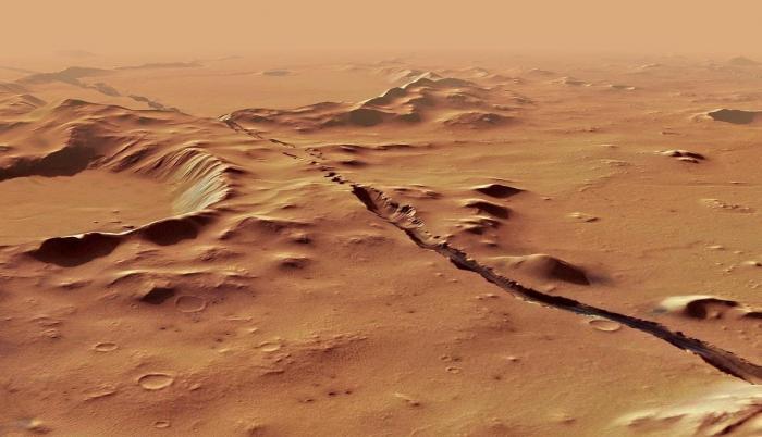 Marte ESA