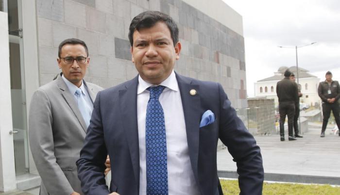 César Litardo Presidente de la Asamblea