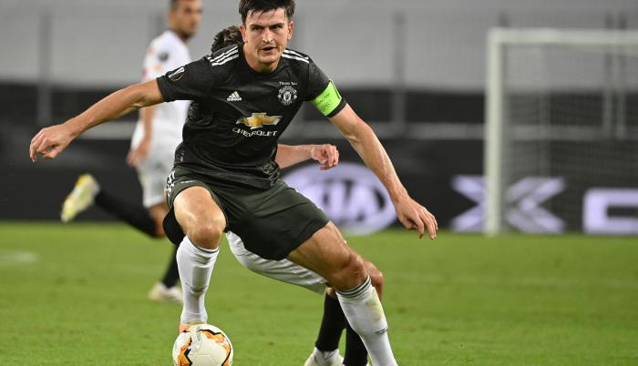 Harry+Maguire+Manchester+United