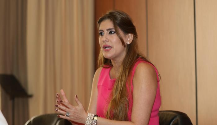 Cristina Reyes. Foto de archivo subida el 25 de agosto de 2020.