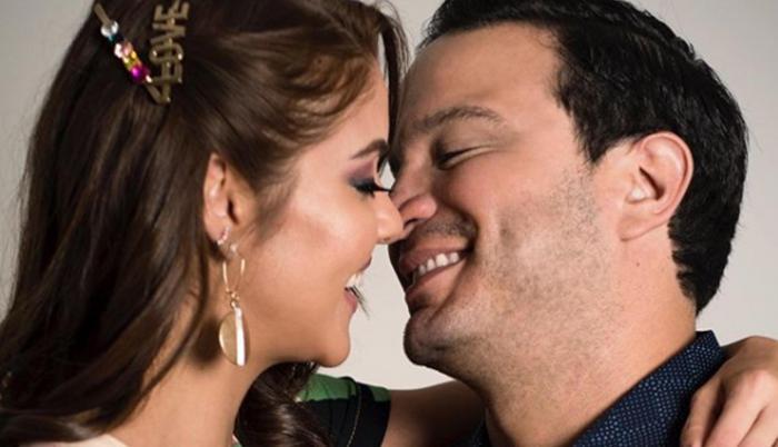 Katty García y Leonardo Moreira