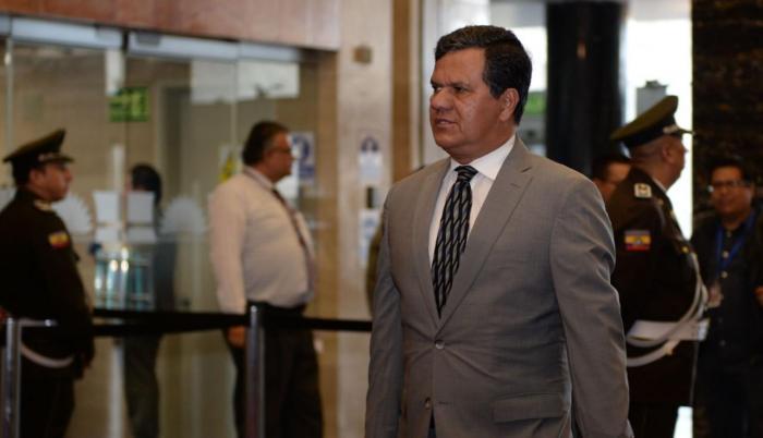 Eliseo Azuero, asambleísta independiente
