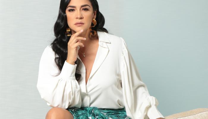 Flor María Palomeque.