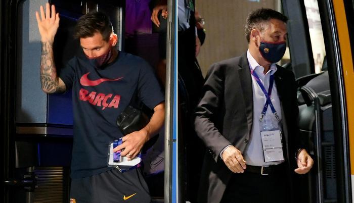 Messi+Fútbol+Barcelona+España+Bartomeu