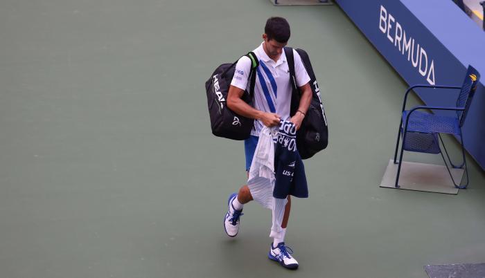 Novak Djokovic torneo