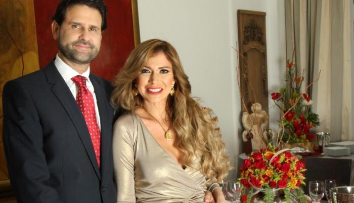Antonio Sola y Susana González.