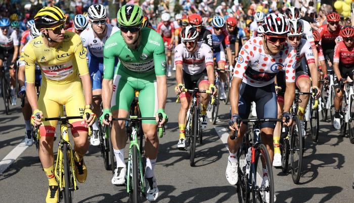 Richard+Carapaz+Ciclismo+Tour