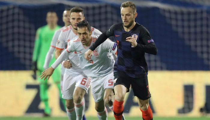 Ivan Rakitic Croacia