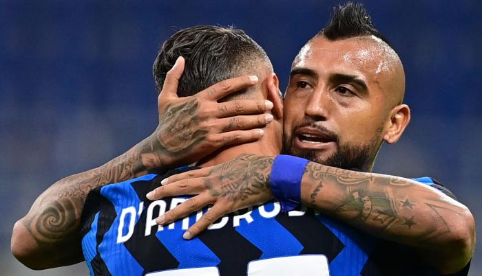 Arturo Vidal inter Milán