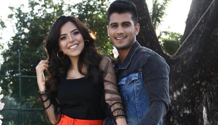 Emma Guerrero y Fernando Zúñiga