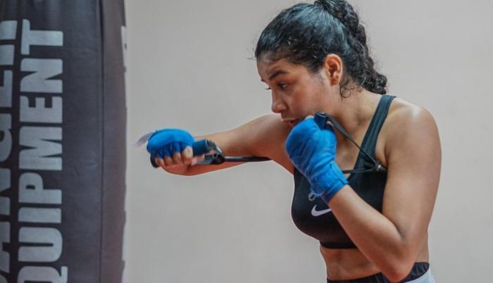 Helen Sánchez boxeo Ecuador